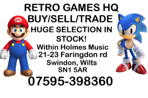 Retro Games HQ