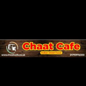 Chaat Cafe Swindon logo