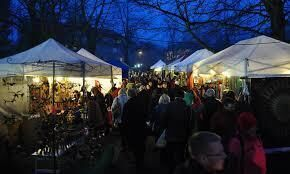 Pop-up Christmas Market December