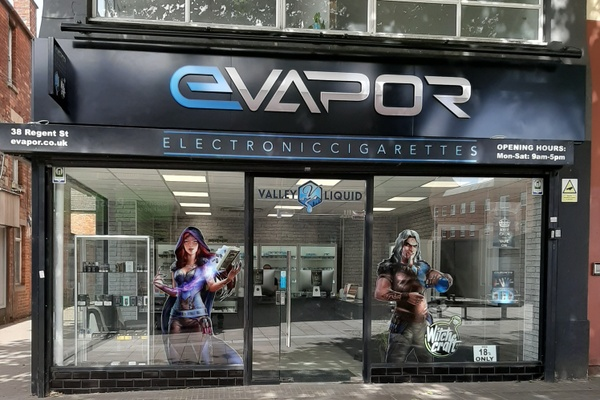 eVapor Swindon feature image