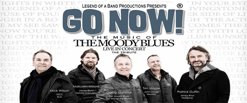 GO NOW! A Tribute To The Moody Blues