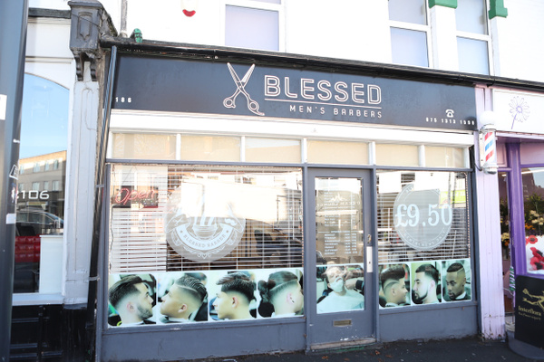 Blessed Barbers feature image