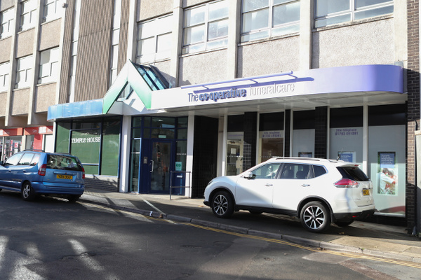 The Co-operative Funeralcare Swindon feature image