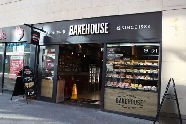 Cornish Bakehouse Regent Street feature image