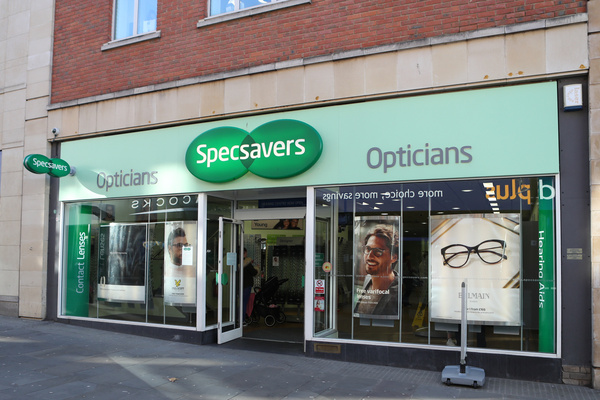 Specsavers feature image
