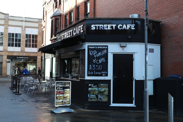 Street Cafe feature image