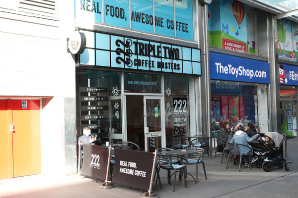 Triple Two Coffee 222 feature image