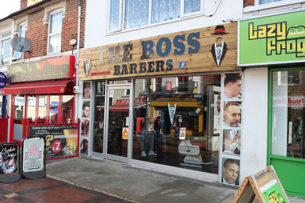 The Boss Barber feature image