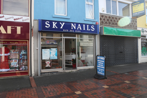 Sky Nails feature image