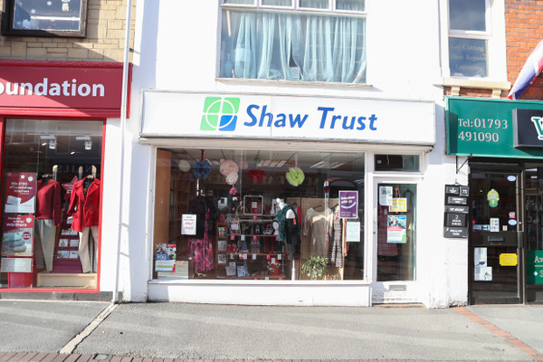 Shaw Trust feature image