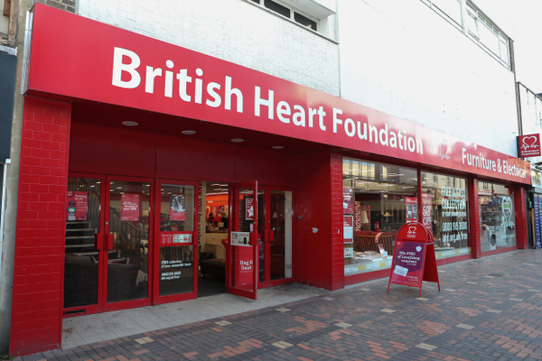 British Heart Foundation Furniture & Electrical feature image