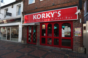 Korky's Takeaway & Pool Bar