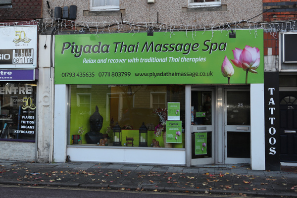 Piyada Thai Massage Spa feature image