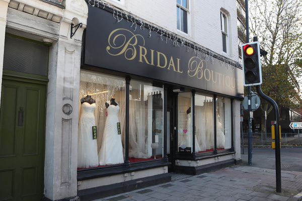 Bridal Boutique feature image