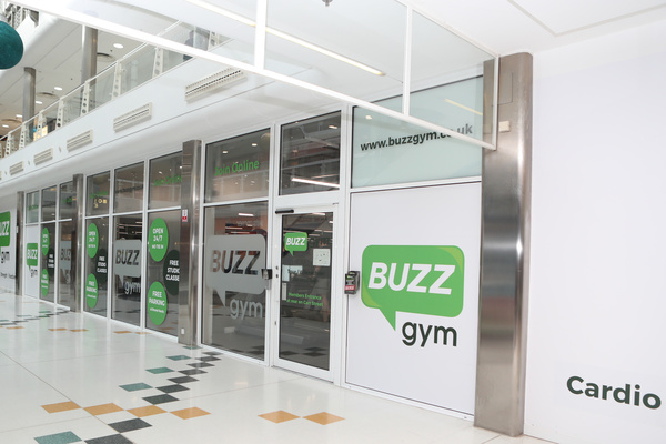 Buzz Gym feature image