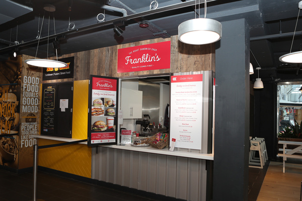 Franklin's The Roast Sandwich Shop feature image