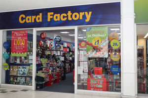 Card Factory Brunel