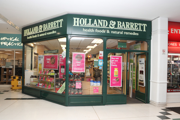 Holland & Barrett feature image