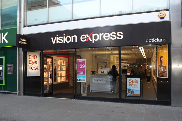 Vision Express feature image