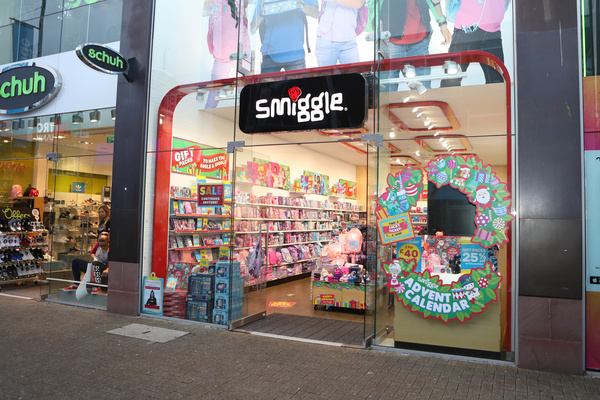 Smiggle feature image