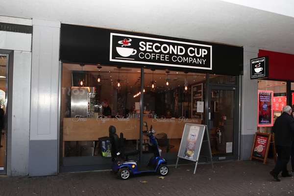 Second Cup Coffee Company feature image