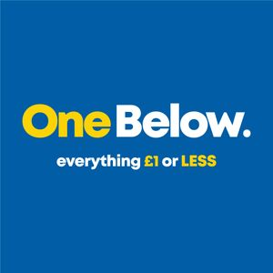 One Below logo