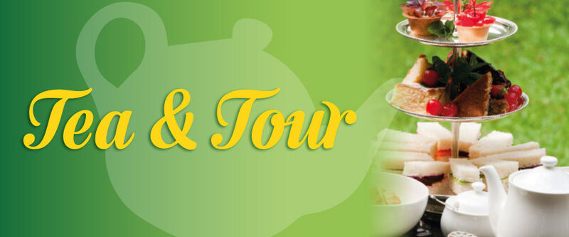 Tea & Tour Theatre Tour & Afternoon Tea Packages April
