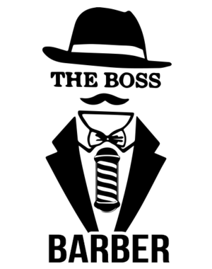 The Boss Barber logo