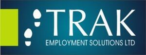 Trak Recruitment logo