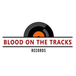 Blood on the Tracks logo