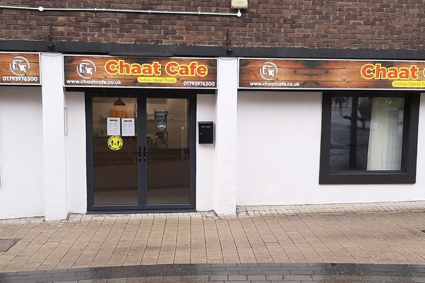 Chaat Cafe Swindon feature image