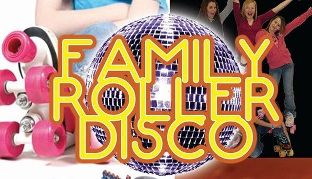 March Family Roller Disco
