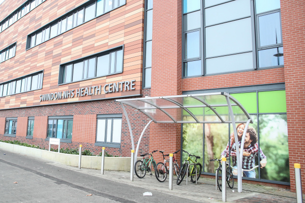Swindon Health Centre feature image