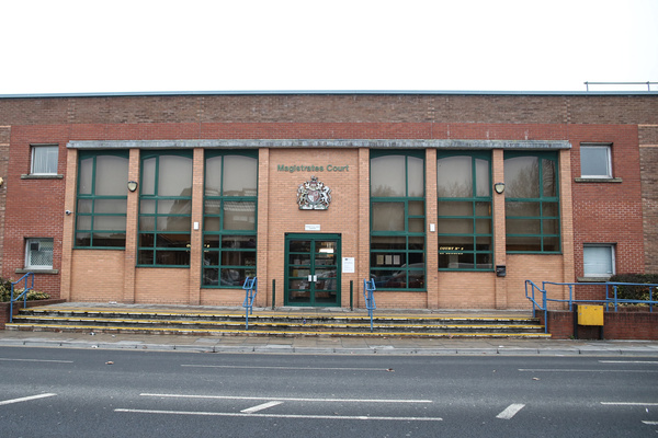 Swindon Magistrates Court feature image