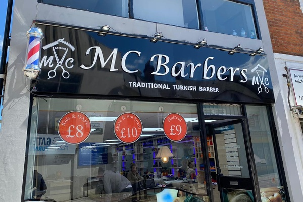 MC Turkish Barbers feature image