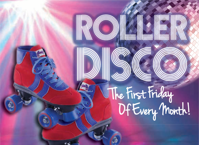 March Over 18's Roller Disco