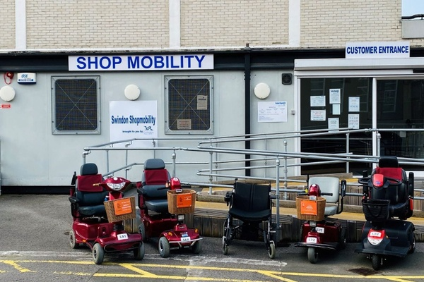 Shop Mobility VAS Swindon feature image
