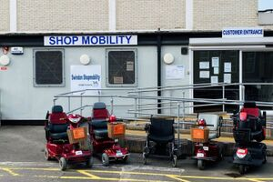 Shop Mobility VAS Swindon
