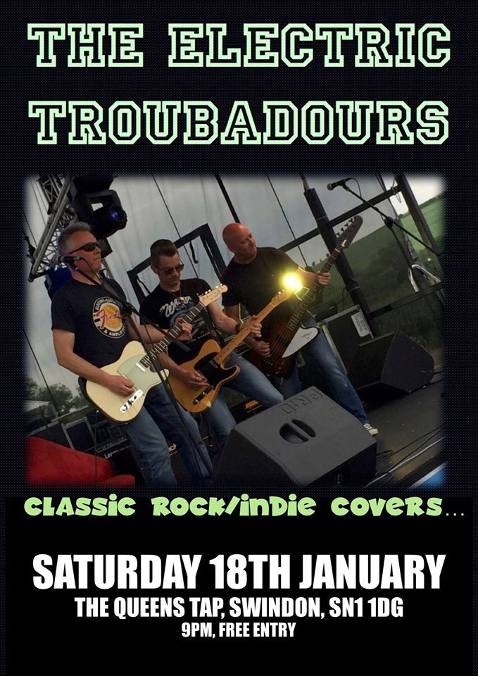 The Electric Troubadours