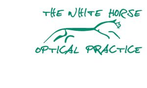 ​The White Horse Optical Practice logo